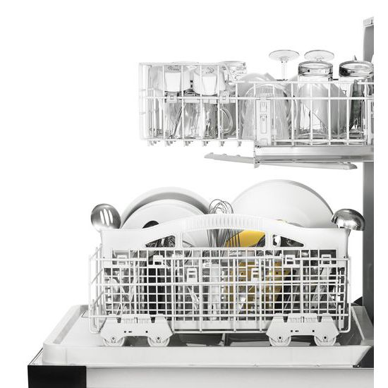 Model: WDF331PAHS   Whirlpool Heavy-Duty Dishwasher with 1-Hour Wash Cycle