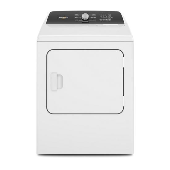 7.0 Cu. Ft. Top Load Electric Moisture Sensing Dryer with Steam