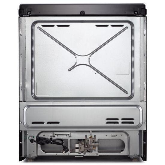 Model: WEG515S0FV | Whirlpool 5.0 cu. ft. Front Control Gas Range with Cast-Iron Grates