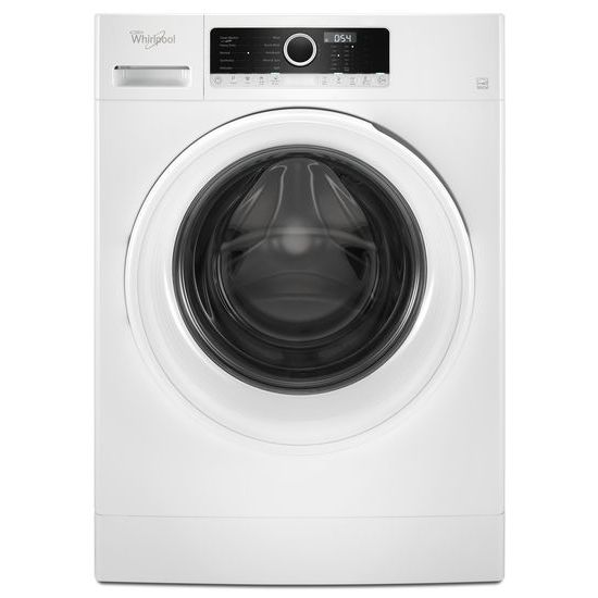 """Whirlpool 1.9 cu. ft. 24"""" Compact Washer with Detergent Dosing Aid option"""