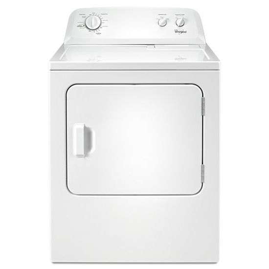 Whirlpool 7.0 cu.ft Top Load Gas Dryer with AutoDry™
