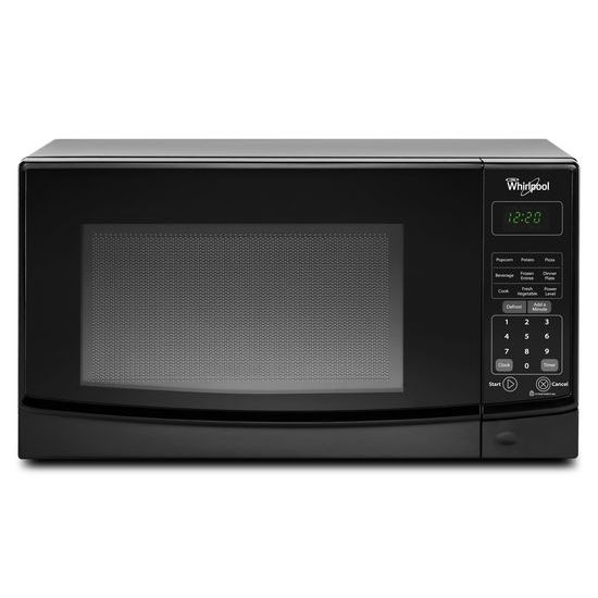 Model: WMC10007AB | Whirlpool 0.7 cu. ft. Countertop Microwave with Electronic Touch Controls