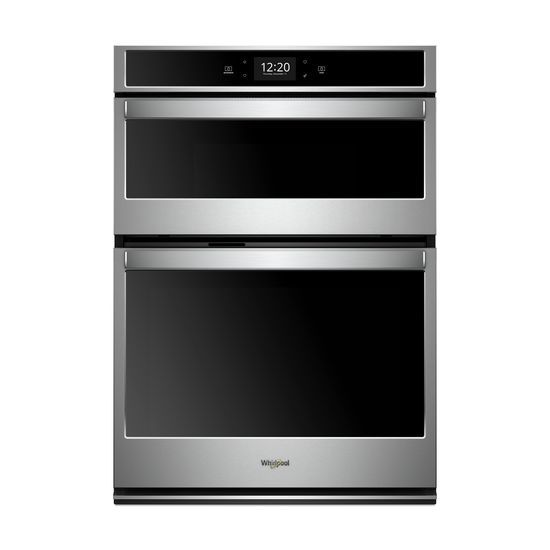 Whirlpool 5.7 cu. ft. Smart Combination Wall Oven with Touchscreen