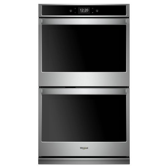 Whirlpool 8.6 cu. ft. Smart Double Wall Oven with True Convection Cooking