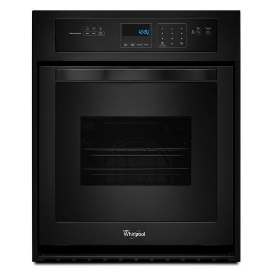 Whirlpool 3.1 Cu. Ft. Single Wall Oven with AccuBake® System