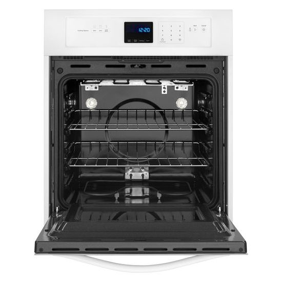 Model: WOS11EM4EW   Whirlpool 3.1 Cu. Ft. Single Wall Oven with AccuBake® System