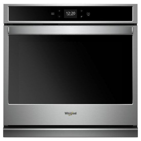 Model: WOS51EC0HS   Whirlpool 5.0 cu. ft. Smart Single Wall Oven with Touchscreen