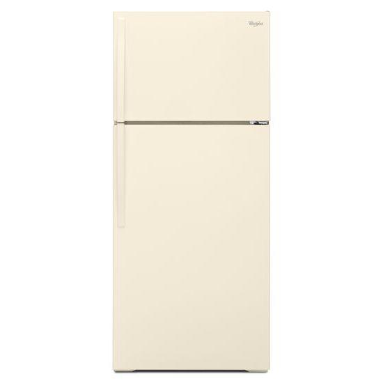 Whirlpool 28-inch Wide Top Freezer Refrigerator - 16 cu. ft.