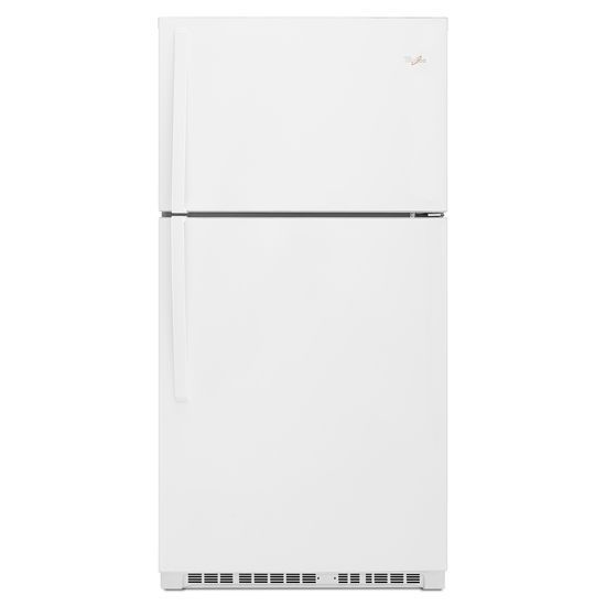 Whirlpool 33-inch Wide Top Freezer Refrigerator - 21 cu. ft.