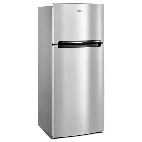 Model: WRT518SZFM | Whirlpool 28-inch Wide Refrigerator Compatible With The EZ Connect Icemaker Kit – 18 Cu. Ft.