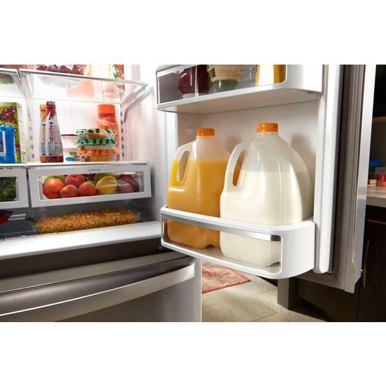 Model: WRX735SDHV | Whirlpool 36-Inch Wide French Door Refrigerator - 25 cu. ft.
