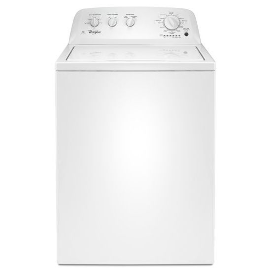 Whirlpool 3.5 cu. ft. Top Load Washer with the Deep Water Wash Option