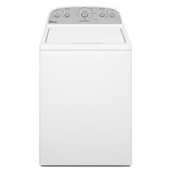 Whirlpool 4.3 cu.ft Top Load Washer with Quick Wash, 12 cycles