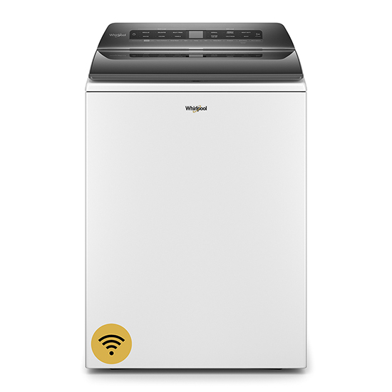 Whirlpool 4.8 cu. ft. Smart Top Load Washer