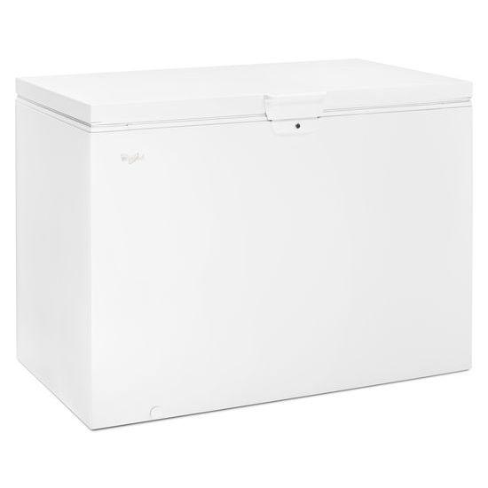 Model: WZC3115DW   Whirlpool 15 cu. ft. Chest Freezer with Large Storage Baskets