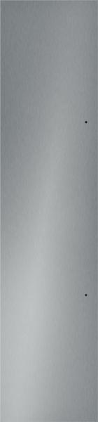"Bosch 18"" Flush Stainless Steel Door Panel"