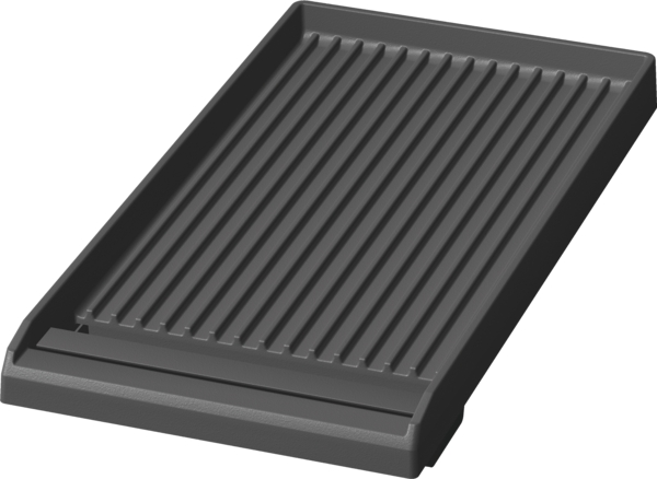 """Thermador 12"""" Grill Plate, Fusion Coating"""