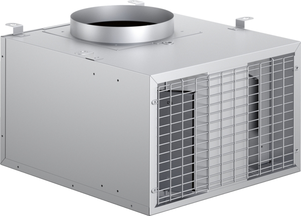 Thermador VTR1030W, Blower