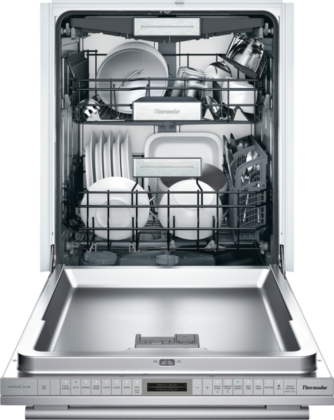 Model: DWHD770WFM | Thermador DWHD770WFM, Dishwasher