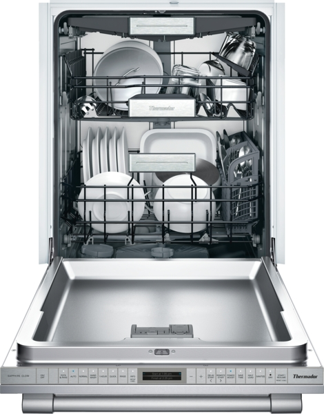 Model: DWHD770WFP | Thermador DWHD770WFP, Dishwasher