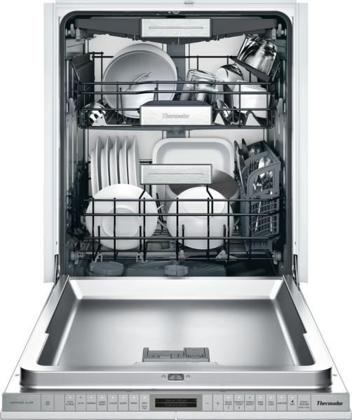 Model: DWHD770WPR | Thermador DWHD770WPR, Dishwasher