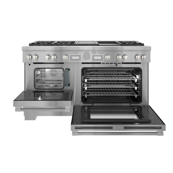 Model: PRD606WCSG   Thermador Dual Fuel Professional Range 60''