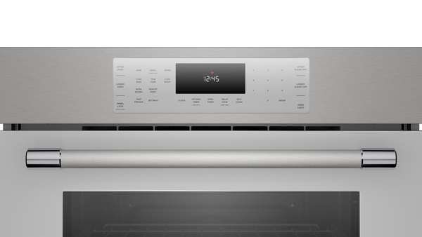 Model: ME302YP | Thermador Double Wall Oven 30'' Stainless Steel