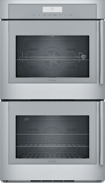 Thermador Double Wall Oven 30'' Door Hinge: Left, Stainless Steel