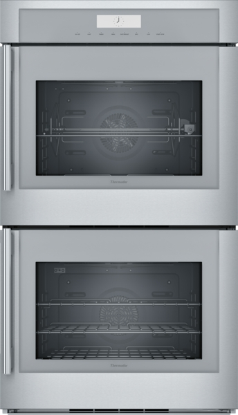 Thermador Double Wall Oven 30'' Right Side Opening Door, Stainless Steel