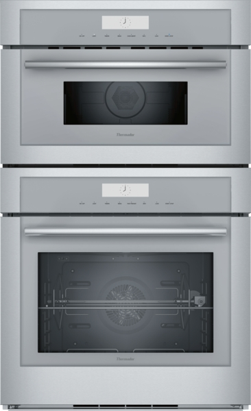 Thermador Combination Speed Wall Oven 30'' Stainless Steel