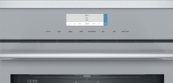 Model: MEDMC301WS   Thermador Combination Speed Wall Oven 30'' Stainless Steel