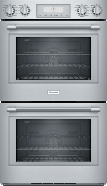 Thermador Double Wall Oven 30'' Stainless Steel
