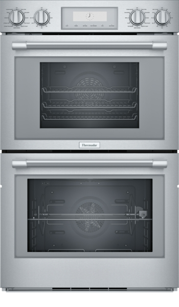 Thermador Double Steam Wall Oven 30'' Stainless Steel