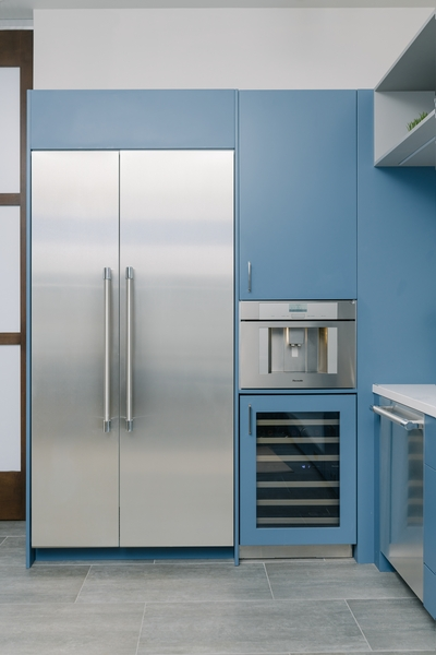 Thermador T18IF900SP, Built-in Freezer