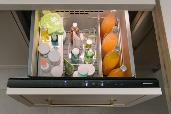 Thermador T24UC900DP, Drawer Refrigerator