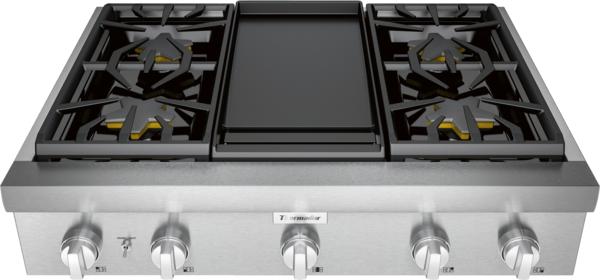Thermador PCG364WD, Gas Rangetop