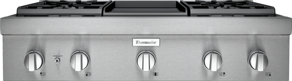 Model: PCG364WD   Thermador PCG364WD, Gas Rangetop