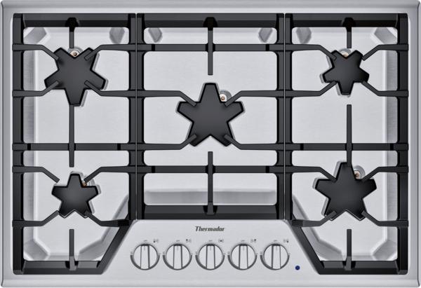 Model: SGS305TS   Thermador SGS305TS, Gas Cooktop
