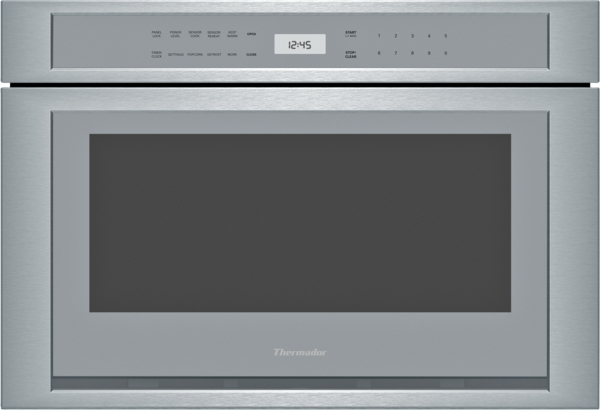 Thermador MD24WS, Drawer Microwave