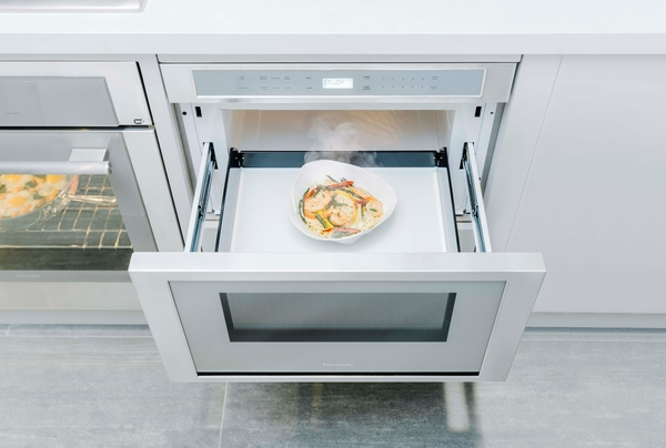 Thermador MD30WS, Drawer Microwave