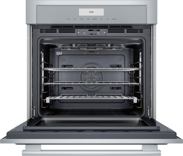 Model: ME301WS   Thermador Single Wall Oven 30'' Stainless Steel