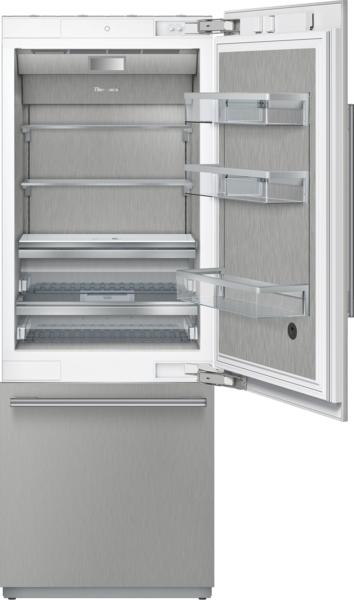 Thermador T30BB915SS, Built-in Bottom Freezer Refrigerator