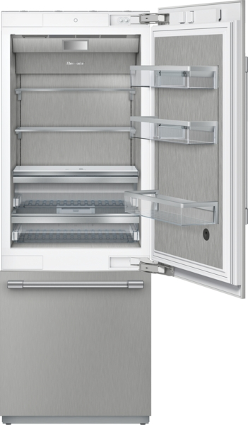 Thermador T30BB925SS, Built-in Bottom Freezer Refrigerator