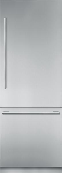 Thermador Freedom Built-in Two Door Bottom Freezer 30''