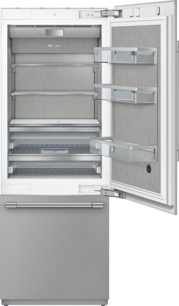 Thermador T30IB905SP, Built-in Bottom Freezer Refrigerator