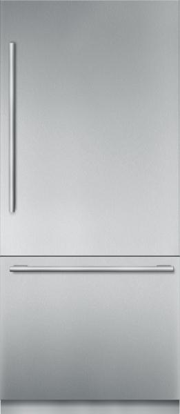 Thermador Built-in Two Door Bottom Freezer 36'' Masterpiece