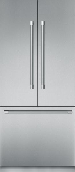 Thermador Built-in French Door Bottom Freezer 36'' Professional
