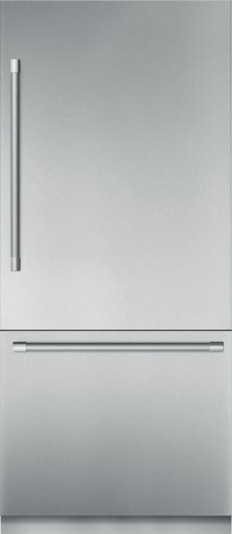 Thermador Built-in Two Door Bottom Freezer 36''