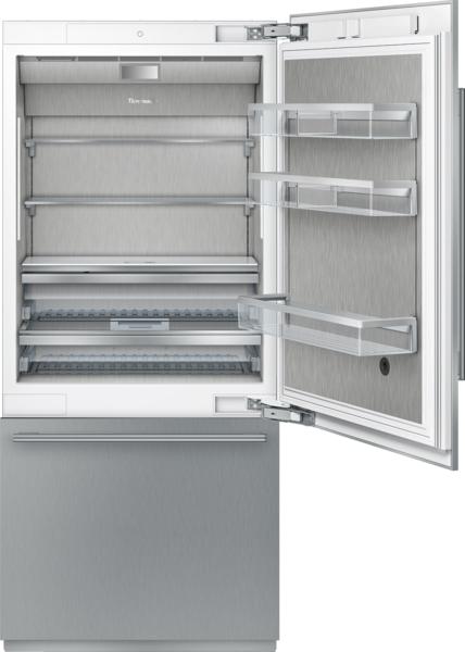 Thermador T36IB905SP, Built-in Bottom Freezer Refrigerator