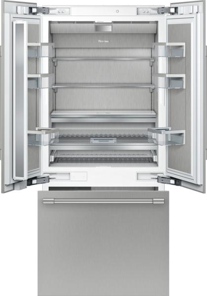 Thermador T36IT905NP, Built-in French Door Bottom Freezer